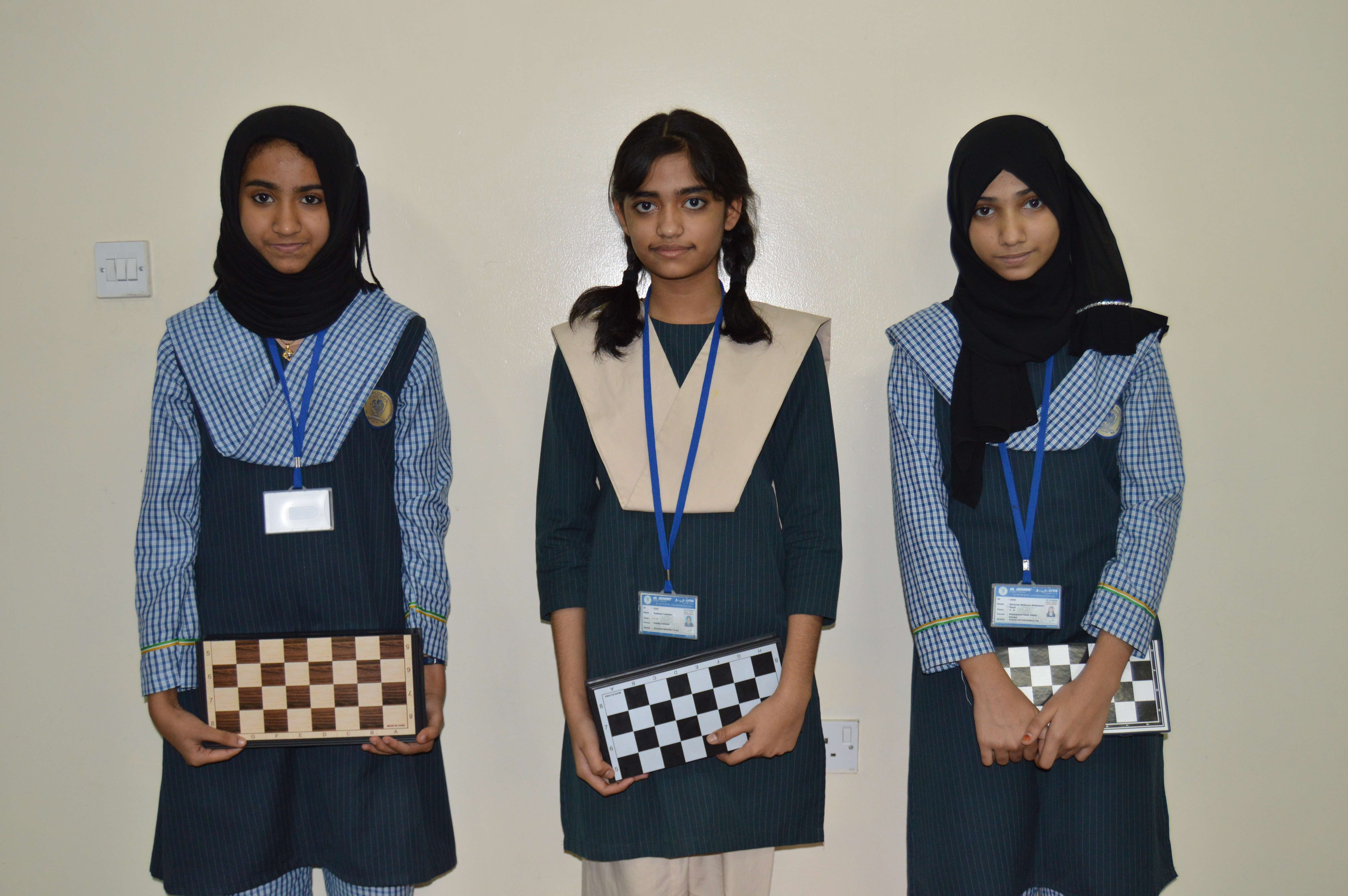 INTER HOUSE CHESS COMPETITION