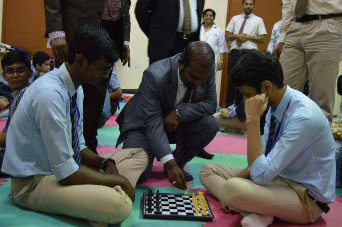 INTER HOUSE CHESS COMPETITION 2019-20