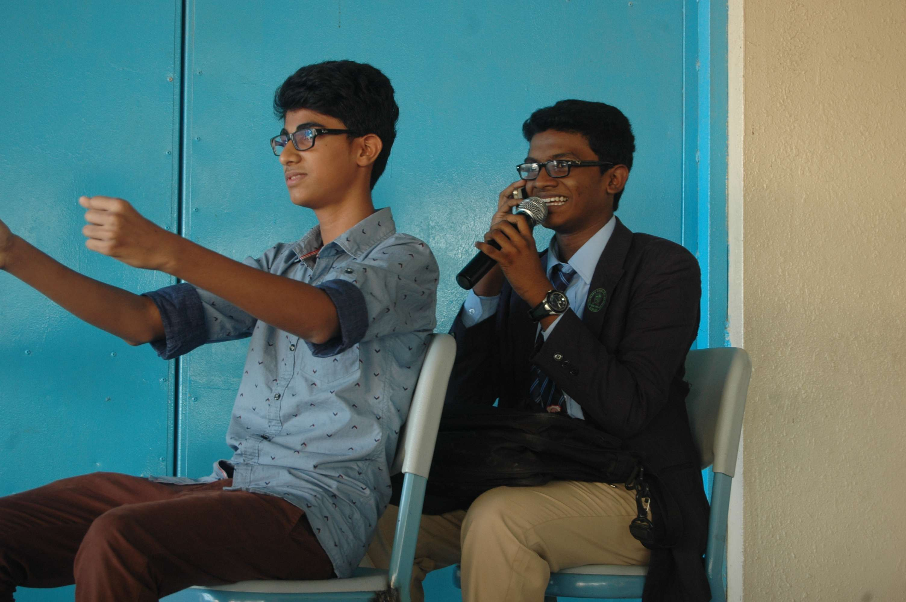 Skit on Consumer Awareness By Commerce Department