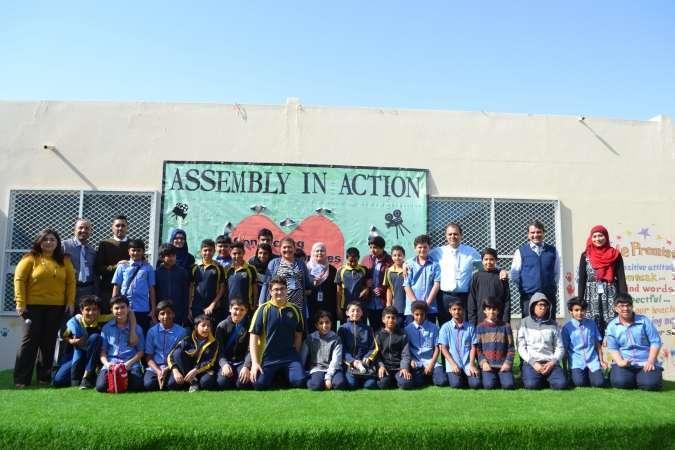 Al Ain American School